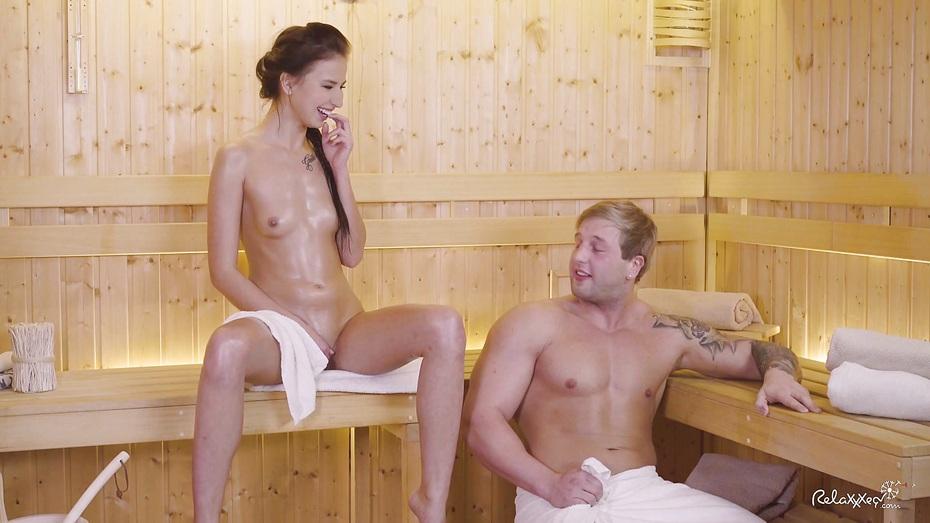 Sex sauna In